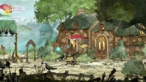 Get a Glimpse of the World of Lemuria in Child of Light