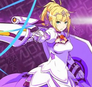 Feene is the No-Nonsense Heroine of Conception II: Children of the Seven Stars