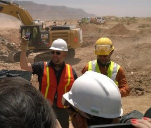 E.T. is Found in New Mexico Landfill