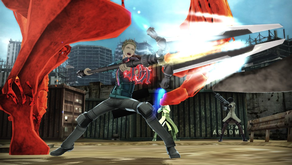 Check Out the Weapons of Freedom Wars