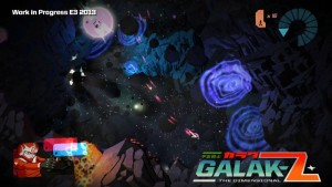 Galak-Z is Set for PS4, Vita, and PC this Fall