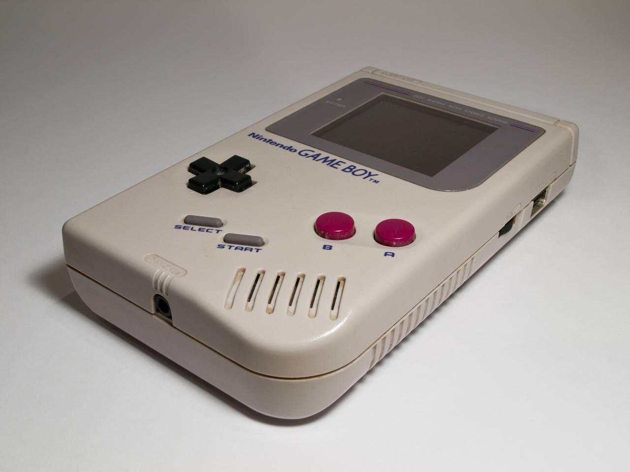 The Original Game Boy Turns 25 Today