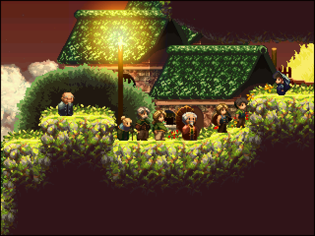 The Gorgeous Pixelated RPG, Heart Forth, Alicia, is Funded in Less Than Two Days