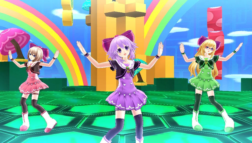 Hyperdimension Neptunia: Producing Perfection is Dated for June
