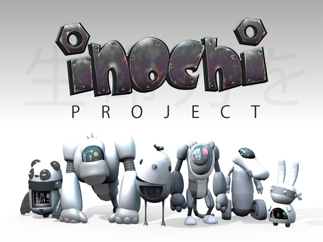 Build Your Own Ani-Mechs in the Inochi Project