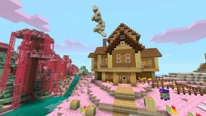 New Candy Themed Minecraft DLC is a Treat