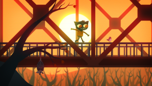 Night in The Woods: Things Are Different At Night