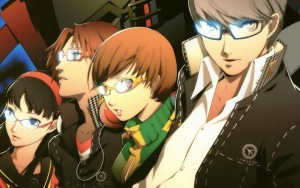 Persona 4 is Coming to the Playstation Network