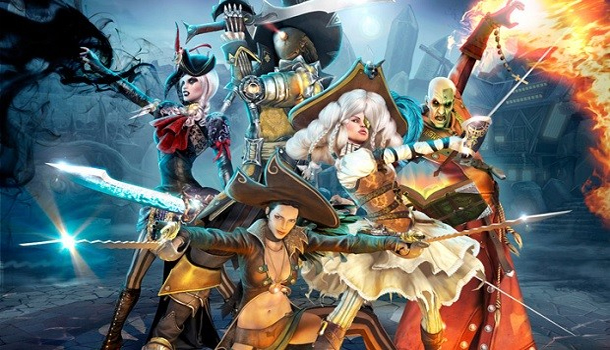 This Pirate-Themed MOBA is Pretty Awesome, Only It's Not Coming to the West