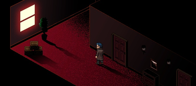 Pixel Noir is Crafting a 16-bit, JRPG Inspired, Hard Boiled Detective Game