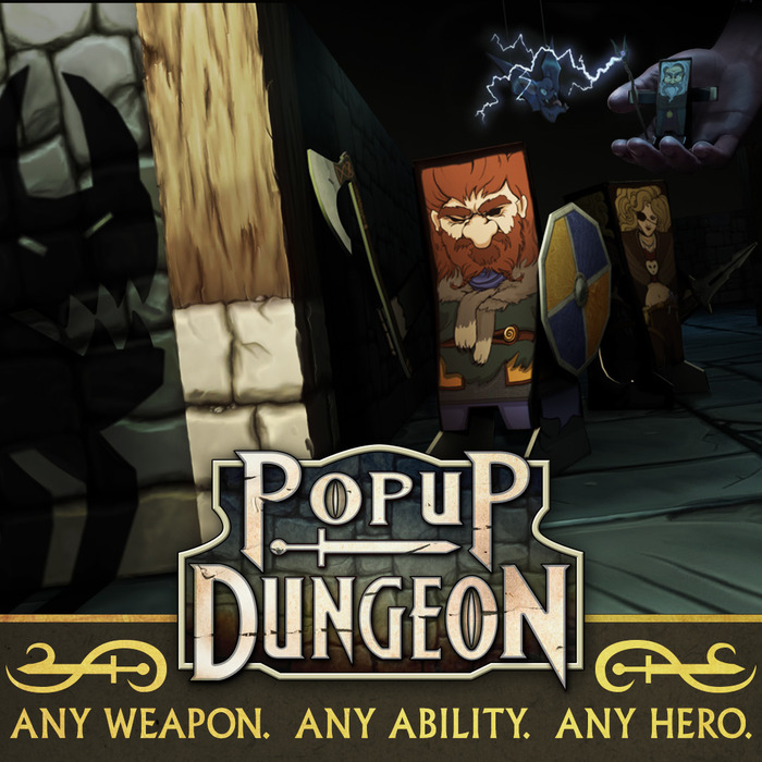 Popup Dungeon: Create Anything You Can Imagine