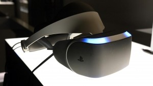 "Sony London Studio is Working on a Project Morpheus Game with ""High Quality Audio Content"""