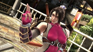 Taki, the Original Kunoichi, is Returning in Soul Calibur: Lost Swords