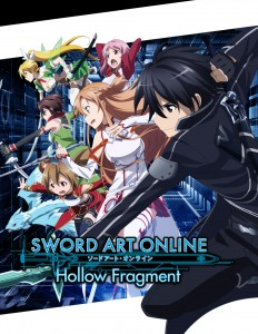 Sword Art Online: Hollow Fragment is Coming to North America