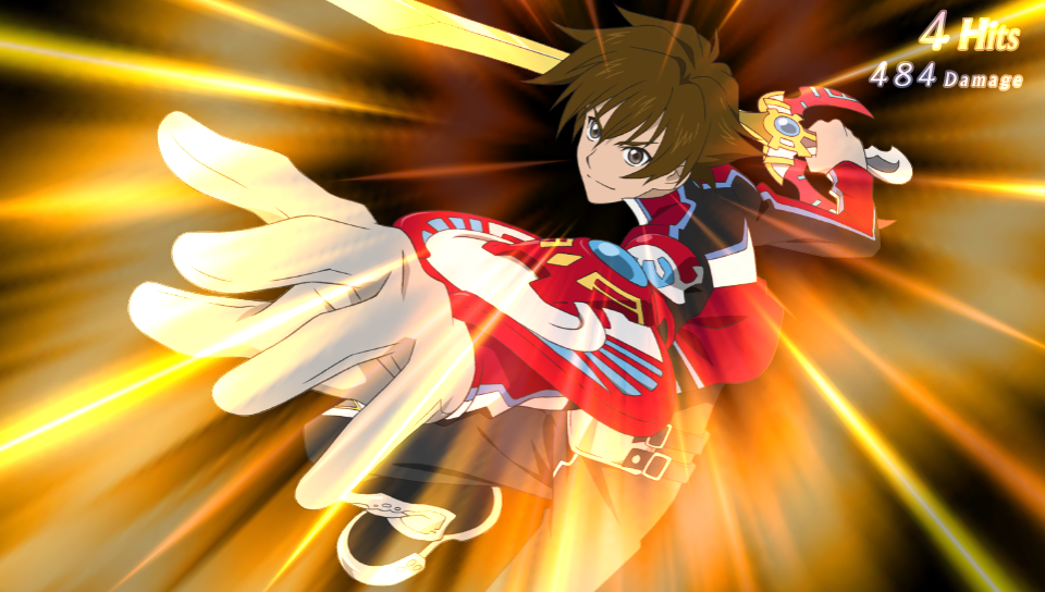 Debut English Screenshots for Tales of Hearts R