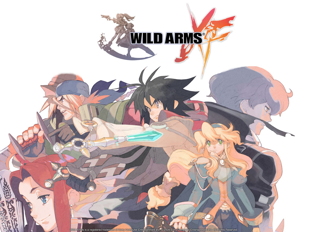 A New Wild Arms Game is Already Underway, but Still Not Ready Yet
