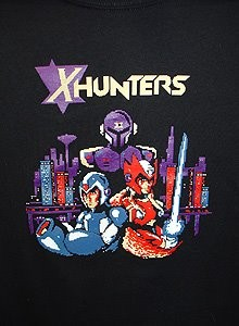 The X-Hunters: Mega Man and Metal