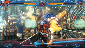 A Sizeable Patch is Coming to BlazBlue: Chrono Phantasma this Week