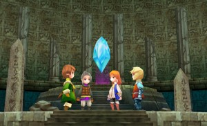 Final Fantasy III is Heading to Steam with New Visuals and Content