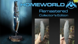 Pre-Orders for the Homeworld Remastered Collector's Edition are Up