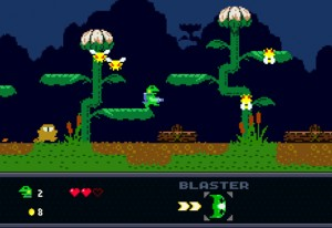 Kero Blaster, the New Game from the Creator of Cave Story, is Available Now