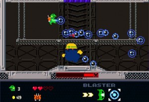Kero Blaster Review – Run and Gun Through the Pixels