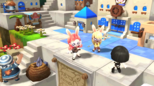 Here's the Debut Gameplay for MapleStory 2