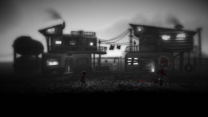 Limbo Meets Ico in the Muted, Dystopian World of Monochroma