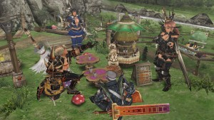 Monster Hunter Frontier G is Debuting on Vita this August
