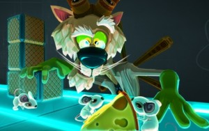 MouseCraft is Coming to the Playstation Network in July