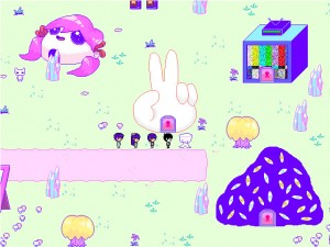 I Have No Idea What's Going with Omori, but I Want It Desperately