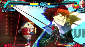 Check Out Sho Minazuki and His Dual Swords in Persona 4 Arena Ultimax