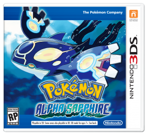Pokemon Omega Ruby and Alpha Sapphire are Revealed for 3DS