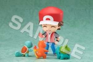 Pokemon Trainer Red is Getting a Nendoroid Figurine, and it's Adorable