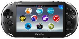The Newer, Slimmer Playstation Vita is Out Today