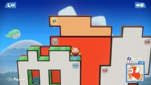 Pushmo is Heading to Wii U in June