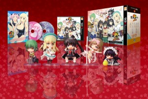Check Out the Swanky Limited Edition for Senran Kagura 2: Deep Crimson