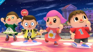 You Can Play as the Female Villager from Animal Crossing in Super Smash Bros.