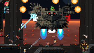 Super Time Force Proves That Everything is Cooler in Slow Motion