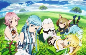 Sword Art Online: Hollow Fragment is Heading to Europe in July