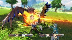 The Battle System and Fusion Between Party Members are Detailed for Tales of Zestiria