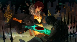 Transistor is Coming with a New Game Plus Mode at Launch