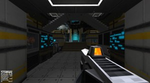 Blast Your Way Into the Past with STRAFE