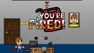 Unleash Your Rage on Your Office Co-Workers in You're Fired!
