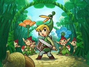 Minish Cap is Heading to Wii U Virtual Console