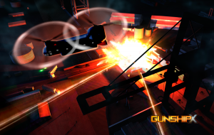 Destroy Your Enemies and See Them Flee in Gunship X for the PS Vita