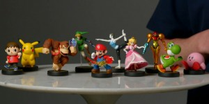 Nintendo Gets Into the Virtual Figure Craze with Amiibo