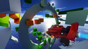 Do Stunts in the Sky with Jet Car Stunts, coming to all Sony Platforms