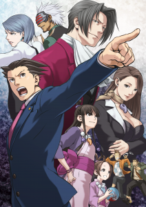 The Ace Attorney Trilogy is Heading to North America and Europe this Winter