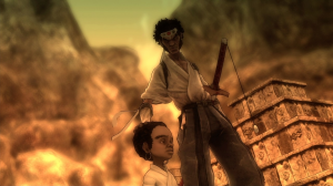 Afro Samurai is Finally Getting a Video Game Sequel
